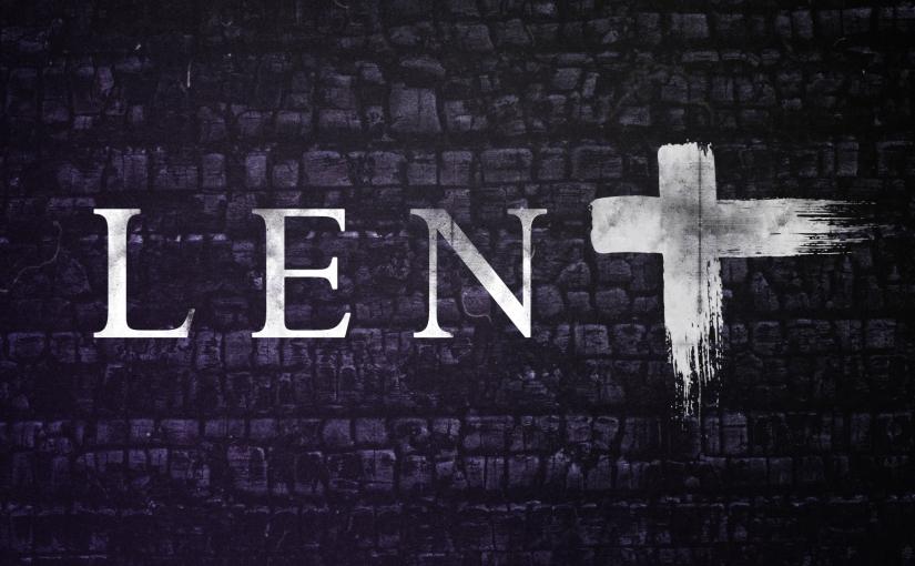 Lent and Living asStewards