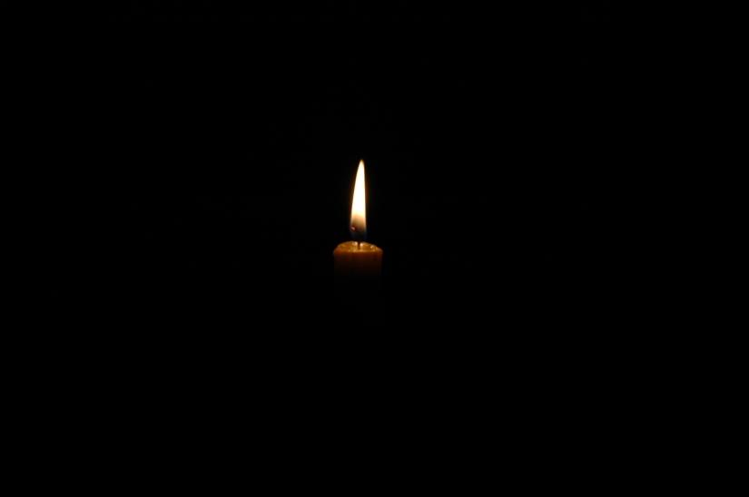 Darkness. Then Light.