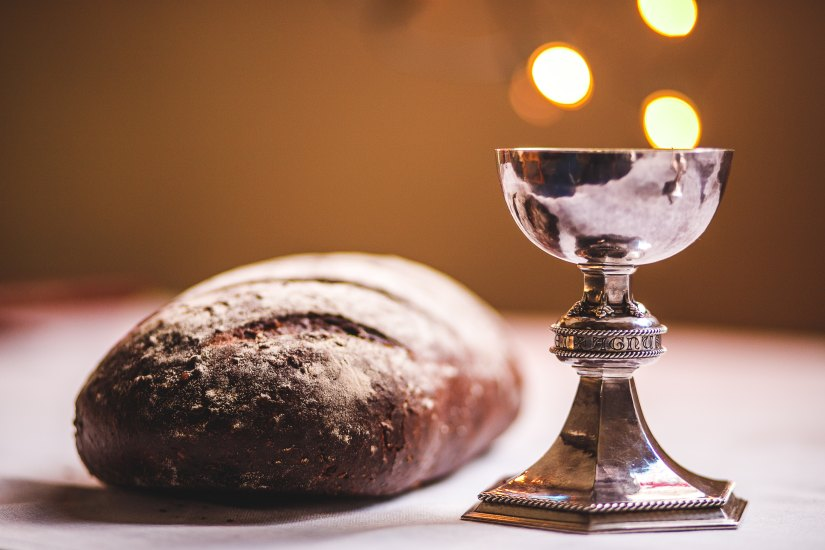 Communion Meditation: Reason to Celebrate