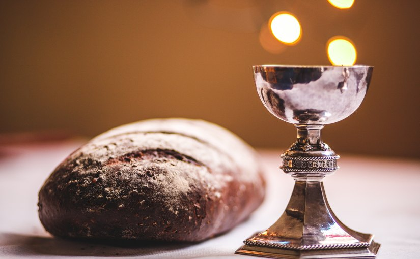 Communion Meditation: Give Thanks, Remember, and Trust