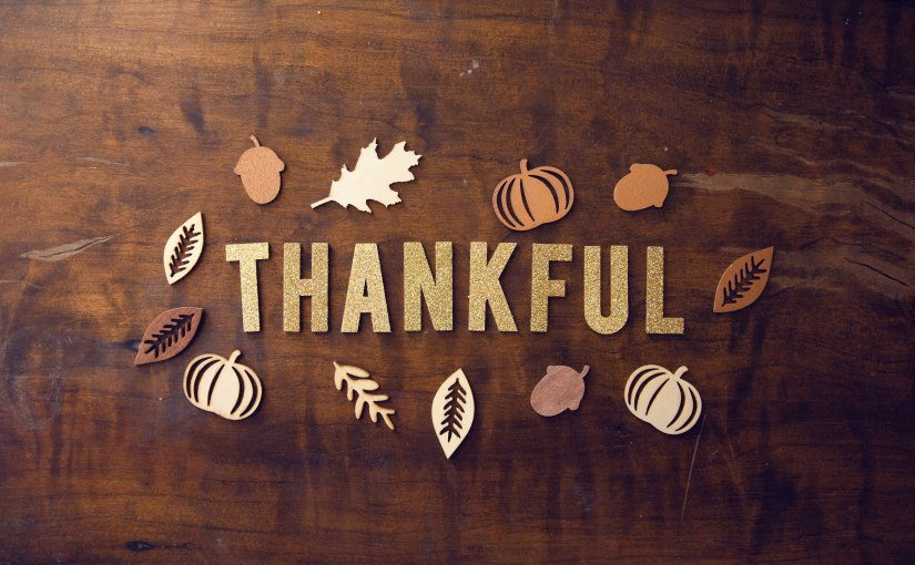 November Gratitude Reading Plan (Day 1): Give Thanks to God