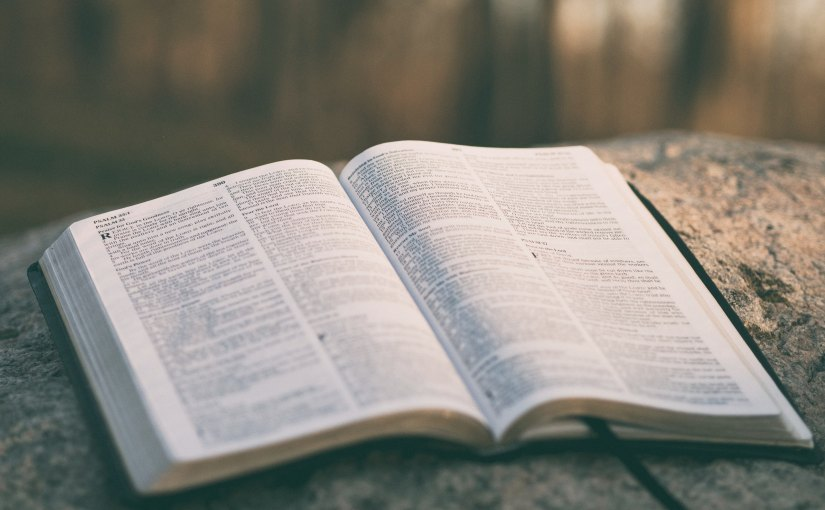 Bible Reading Plan: September 2019