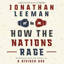 Favorite Quotes on Faith & Politics by Jonathan Leeman