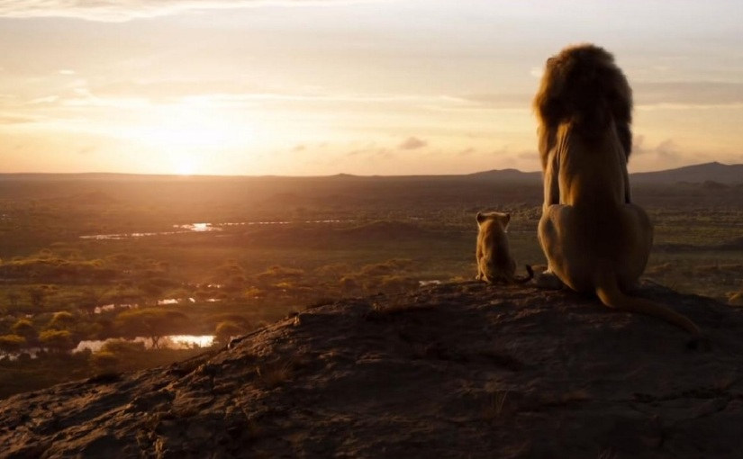 The Lion King and God's Protecting Love