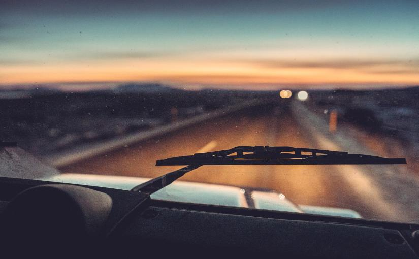 Windshield Wipers and Confession ofSin