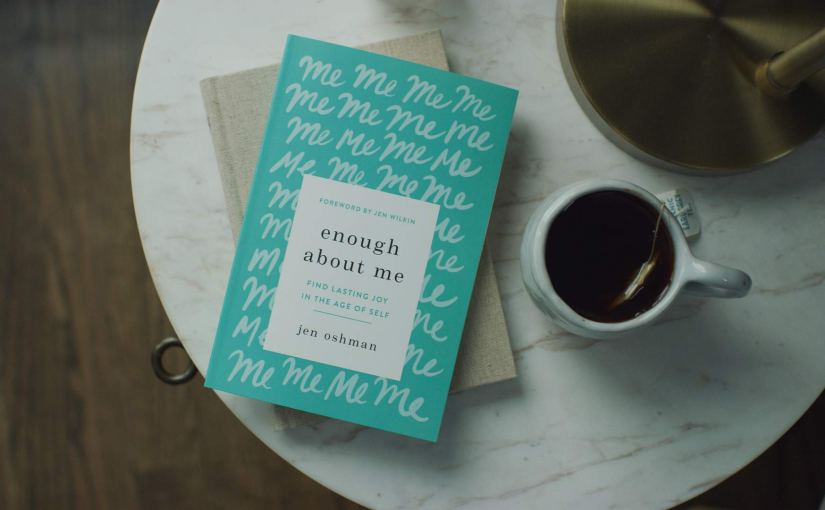 10 Quotes from Enough About Me by Jen Oshman