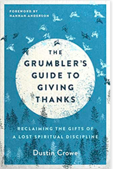 thanksgiving and gratitude book cover